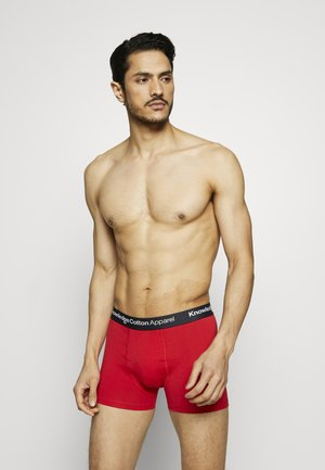 MAPLE UNDERWEAR 3 PACK - Shorty - black/pink/red