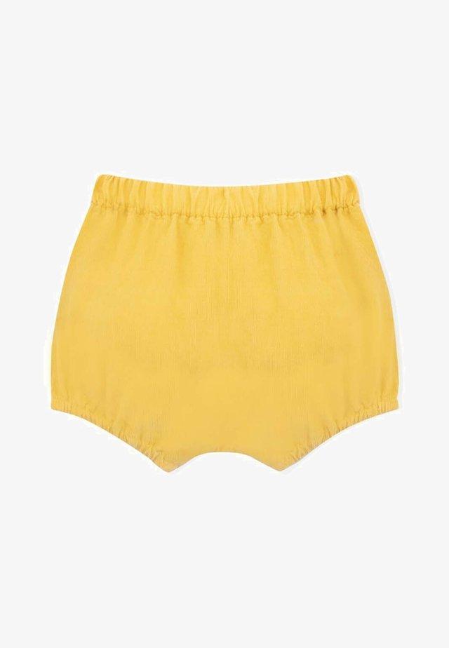 HARDY - Shorts - yolk yellow