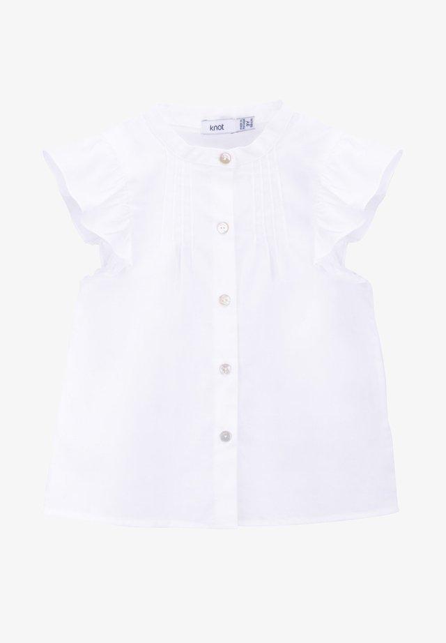CONCHA  - Overhemdblouse - white