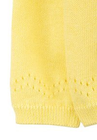 Knot - Vest - limelight yellow - 3
