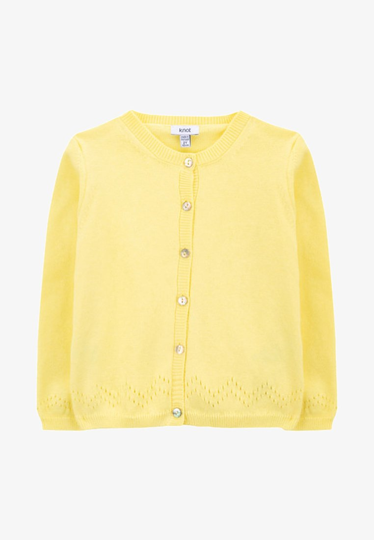 Knot - Vest - limelight yellow