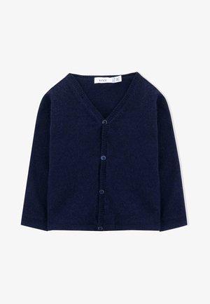 FRANCIS  - Vest - dark slate blue