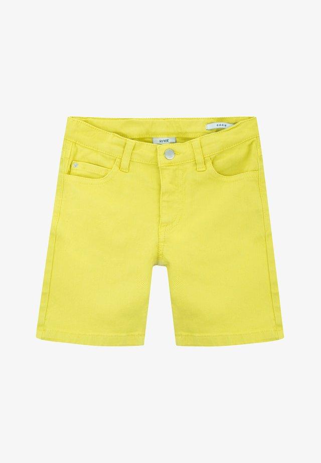 EDDIE  - Jeansshort - acacia lime