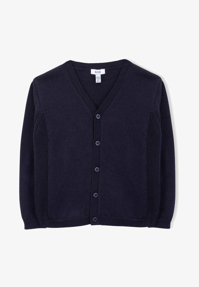 VICENT  - Vest - navy blue