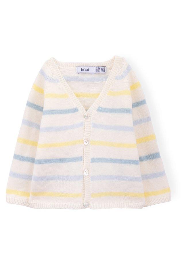 Vest - cayman stripes
