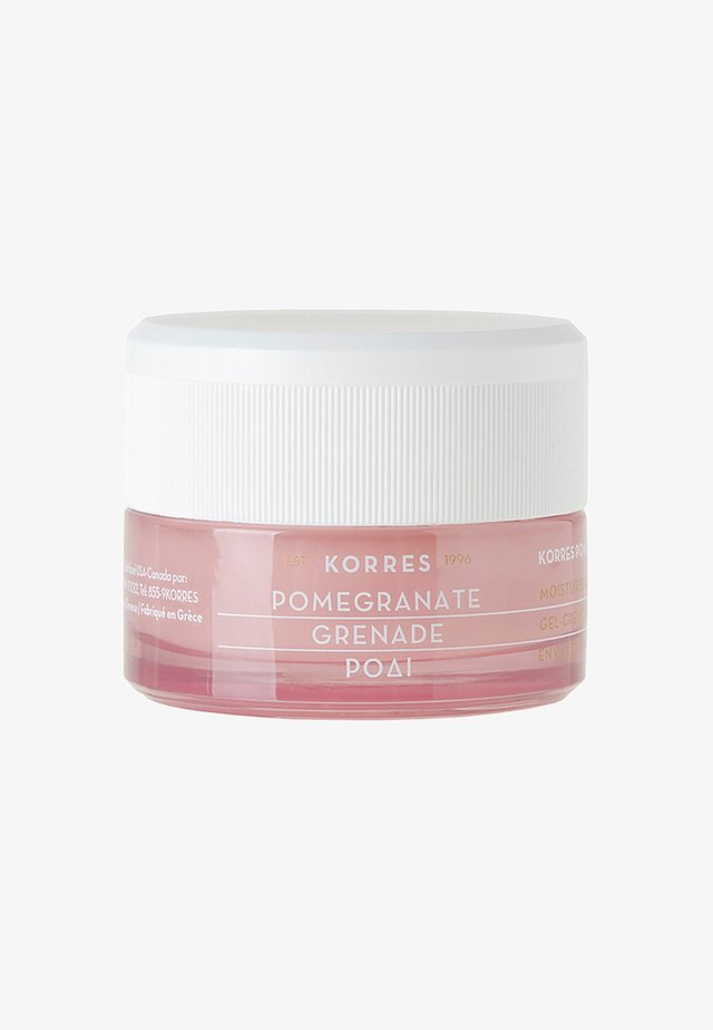 POMEGRANATE MOISTURISING & BALANCING CREAM - GEL ALL SKIN TYPES  - Face cream - neutral