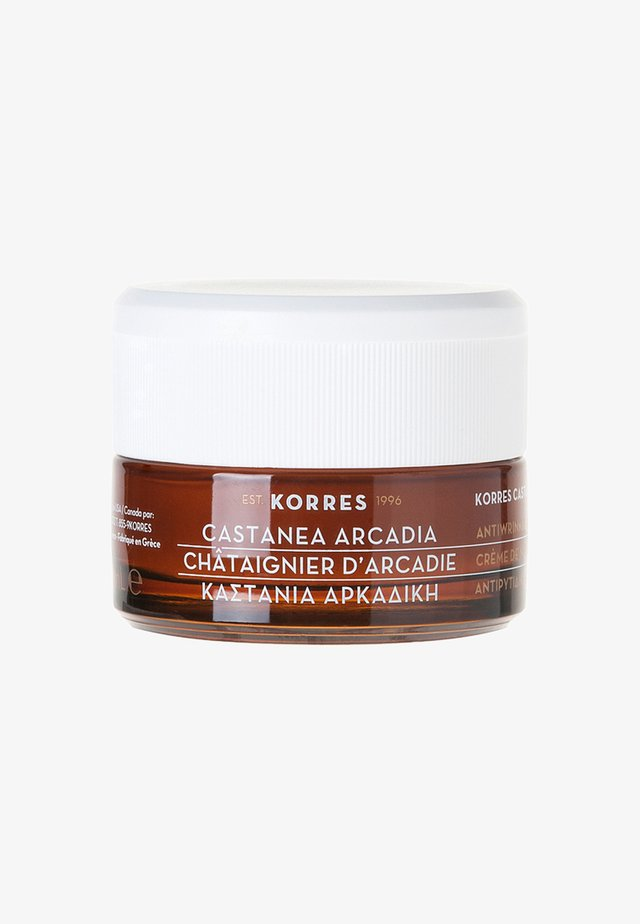 CASTANEA ARCADIA ANTI-WRINKLE & FIRMING NIGHT CREAM 40ML - Nachtpflege - neutral