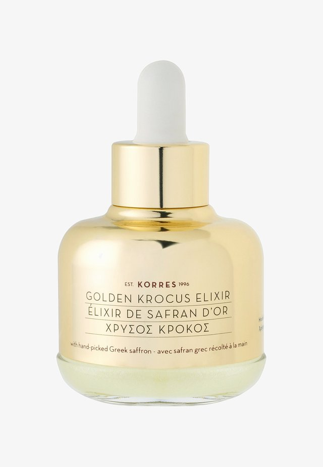 GOLDEN KROCUS ANTI-AGING ELIXIER 30ML - Serum - neutral