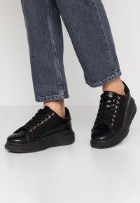 Koi Footwear - VEGAN - Trainers - black - 0
