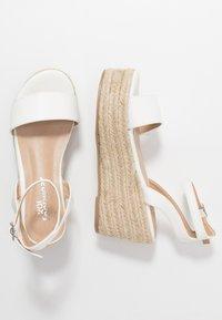 Koi Footwear - VEGAN  - Espadrilles - white - 3
