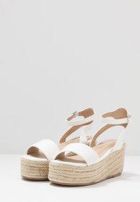 Koi Footwear - VEGAN  - Espadrilles - white - 4