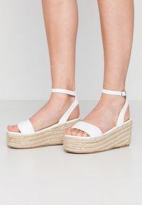Koi Footwear - VEGAN  - Espadrilles - white - 0