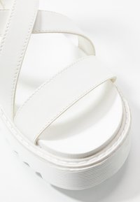 Koi Footwear - VEGAN  - Platform sandals - white - 2
