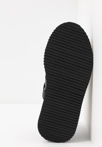 Koi Footwear - VEGAN - Loaferit/pistokkaat - black - 6