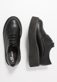 Koi Footwear - VEGAN  - Lace-ups - black - 3