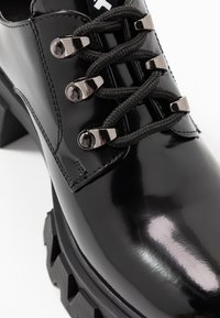 Koi Footwear - VEGAN VULCAN - Lace-ups - black