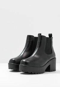 Koi Footwear - VEGAN - Kotníková obuv - black - 4
