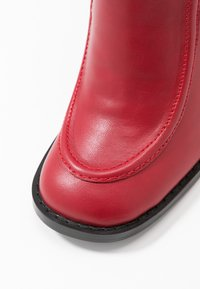 Koi Footwear - VEGAN  - High heeled ankle boots - red - 2