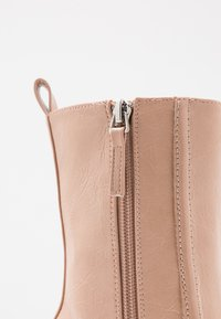 Koi Footwear - VEGAN  - High heeled ankle boots - light pink - 2