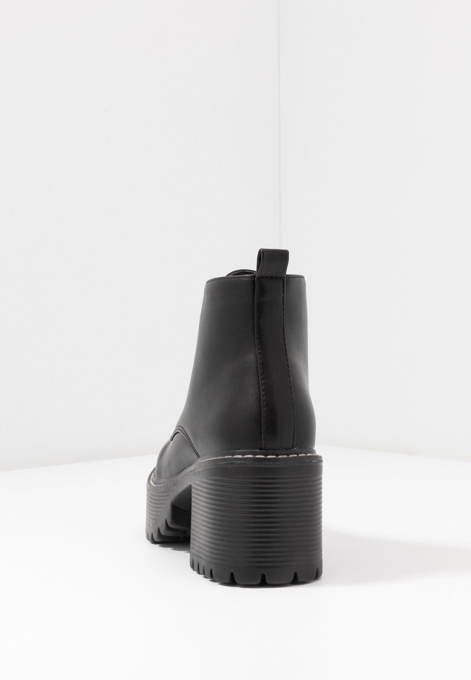 Koi Footwear VEGAN DL2 - Ankle boot - black