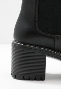 Koi Footwear - VEGAN - Kotníková obuv - black - 2