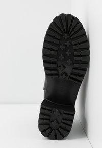 Koi Footwear - VEGAN - Kotníková obuv - black - 6