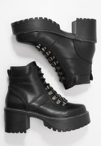Koi Footwear - VEGAN  - Ankle boots - black - 3