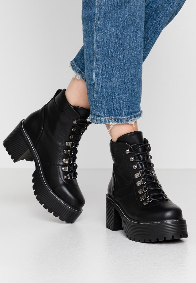 VEGAN  - Ankelboots - black