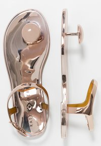 Katy Perry - THE GELI - Pool shoes - rose gold - 3
