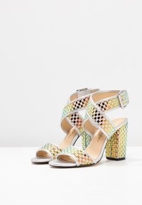 Katy Perry - THE SHANA - High Heel Sandalette - silver - 4