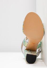 Katy Perry - THE SHANA - High Heel Sandalette - silver - 6