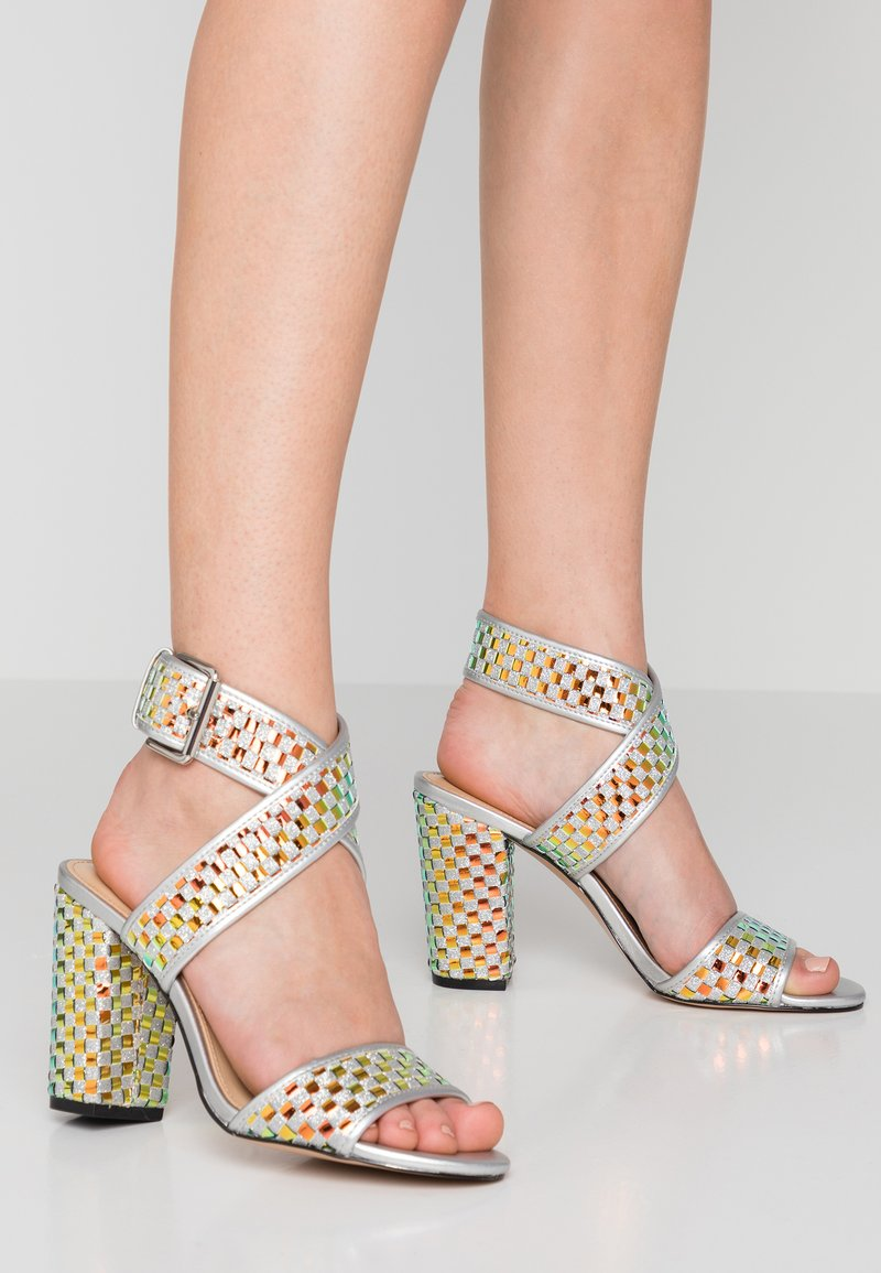Katy Perry - THE SHANA - Sandali con tacco - silver