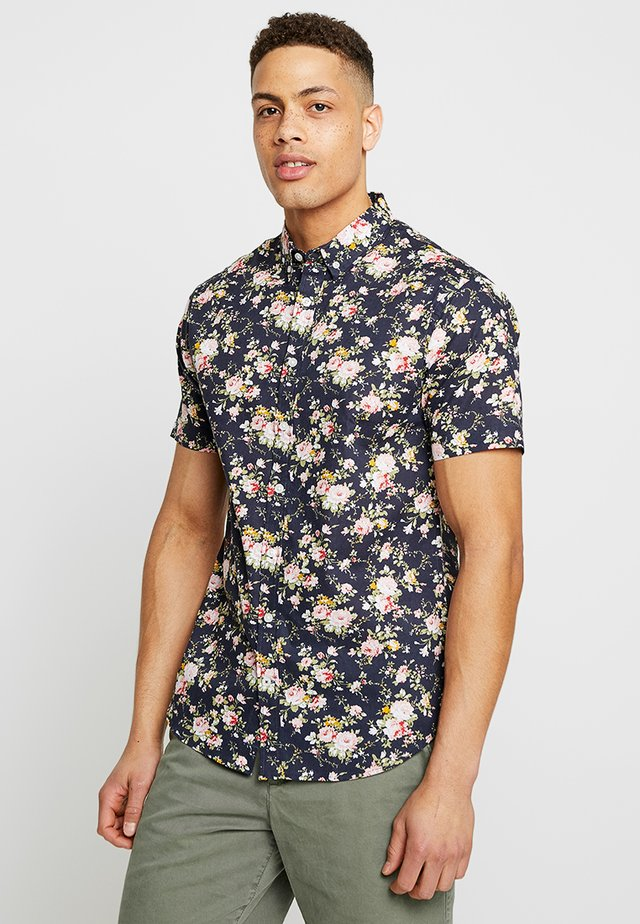 JOHAN EXOTIC - Shirt - rose/navy