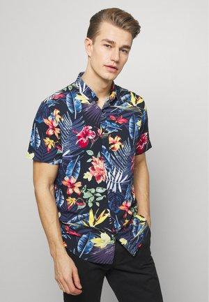 JOHAN EXOTIC - Shirt - navy