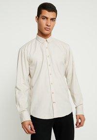 Kronstadt - DEAN DIEGO - Skjorte - off white - 0