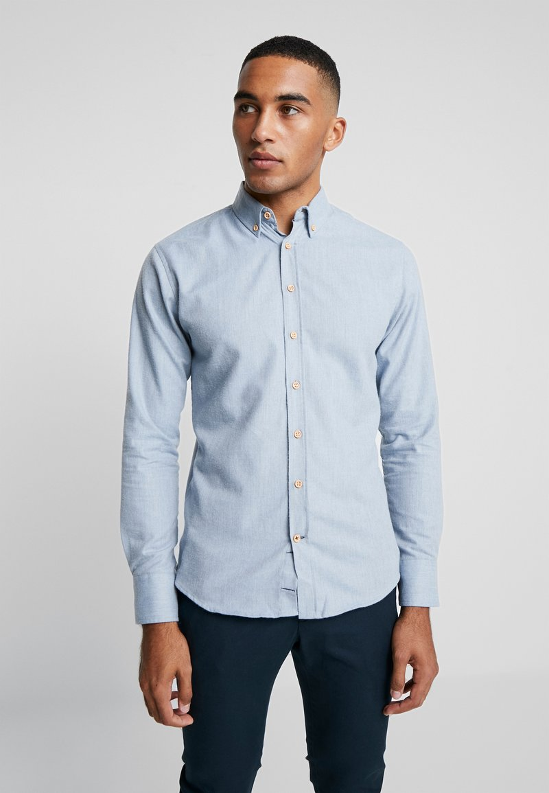 Kronstadt - DEAN DIEGO - Shirt - light blue