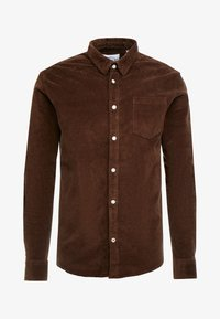 Kronstadt - JOHAN - Chemise - chocolate brown - 4