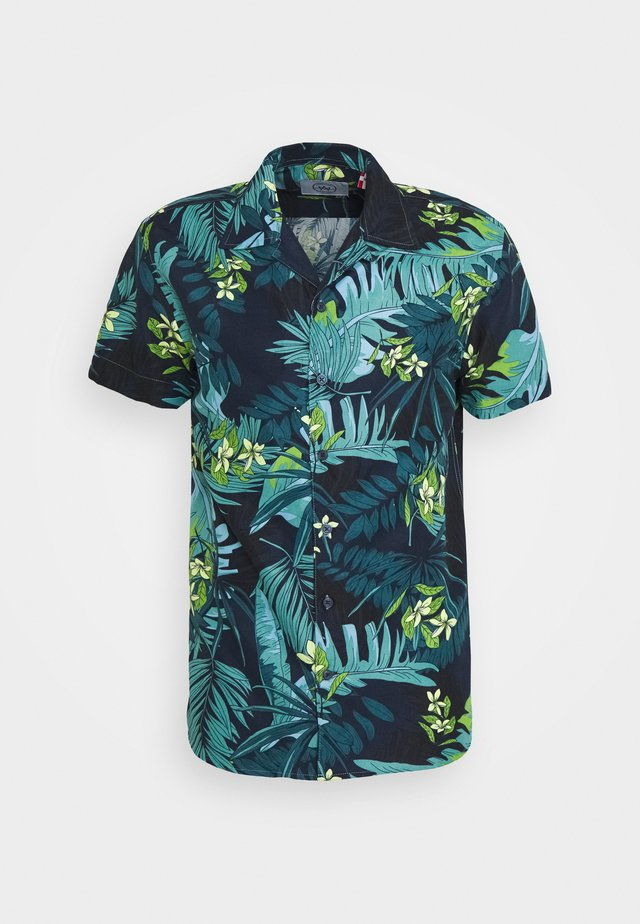 CUBA EXOTIC - Košile - blue