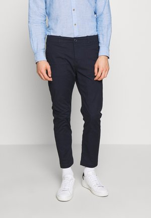 DICK - Trousers - navy