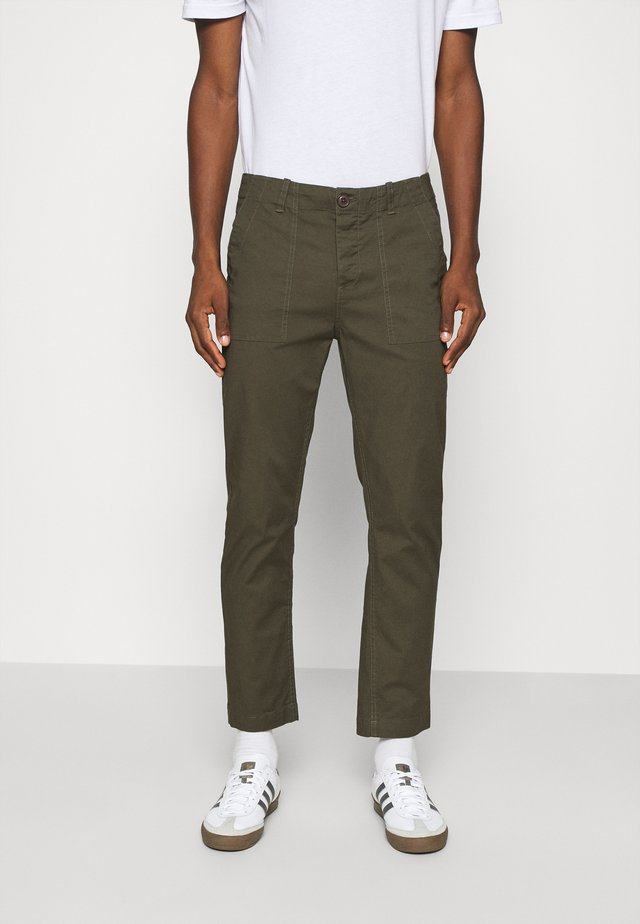 DICK - Pantalon classique - army
