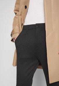 Kronstadt - CLUB PANT - Pantalon classique - black - 3