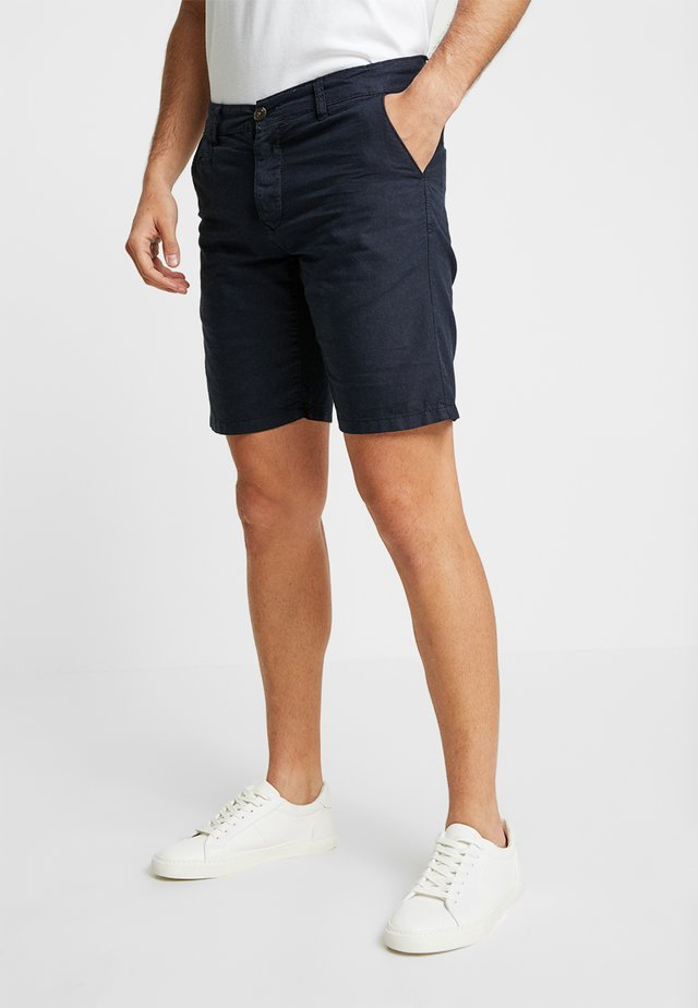 JONAS OXFORD - Shorts - navy