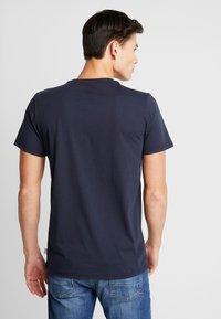Kronstadt - TIMMI TEE - T-shirts - navy - 2
