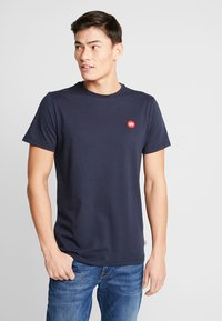 Kronstadt - TIMMI TEE - T-shirts - navy - 0