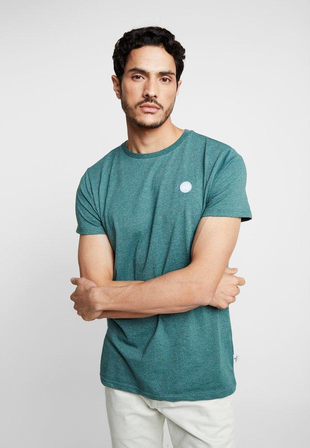 TIMMI TEE - Jednoduché triko - olive