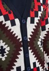 Kronstadt - PLAID - Cardigan - multi