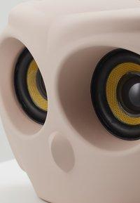 Kreafunk - AOWL SPEAKER - Speaker - dusty pink - 7