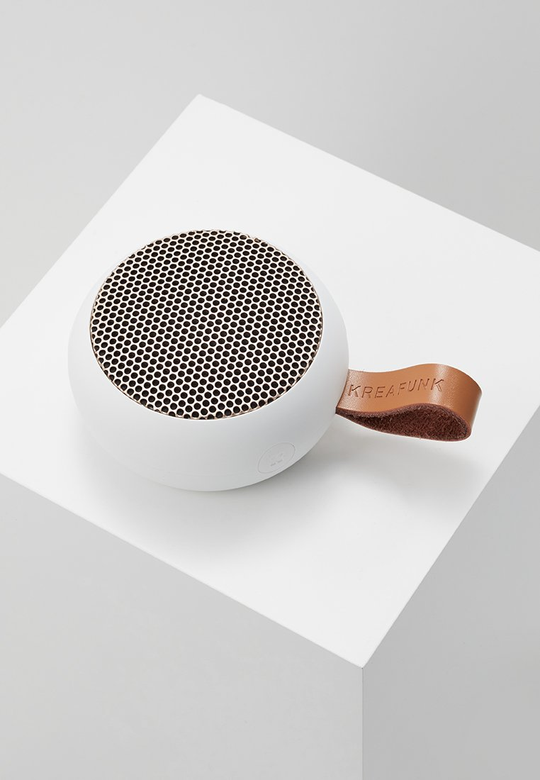 Kreafunk - AGO - Speaker - white/rose gold