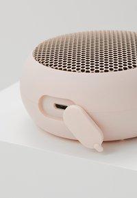 Kreafunk - AGO - Speaker - dusty pink/rose gold - 4