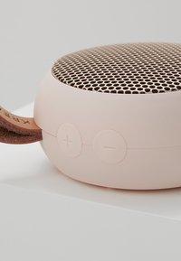 Kreafunk - AGO - Speaker - dusty pink/rose gold - 5